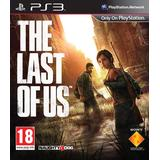 The last of us ps3 PlayStation 3-spel The Last of Us