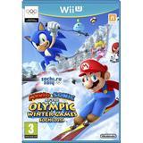 Sonic spel för nintendo wii Nintendo Wii U-spel Mario & Sonic at the Sochi 2014 Olympic Winter Games