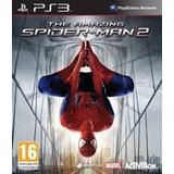 Playstation 3 spiderman PlayStation 3-spel Amazing Spiderman 2