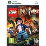 Harry potter xbox PC-spel LEGO Harry Potter: Years 5-7