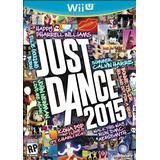 Just dance wii Nintendo Wii U-spel Just Dance 2015