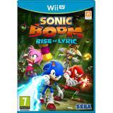 Sonic spel för nintendo wii Nintendo Wii U-spel Sonic Boom: Rise of Lyric