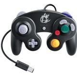 Wii Spelkontroller Nintendo GameCube Controller - Super Smash Bros Edition - Black