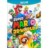 Super mario wii u Nintendo Wii U-spel Super Mario 3D World