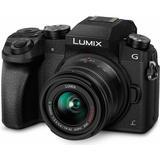 Digital SLR Panasonic Lumix DMC-G70 + 14-42mm OIS