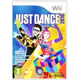 Nintendo Wii-spel Just Dance 2016