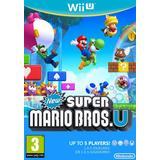 Super mario wii u Nintendo Wii U-spel New Super Mario Bros. Mii