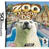Zoo tycoon Nintendo DS-spel Zoo Tycoon