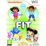 Wii fit Nintendo Wii-spel Nickelodeon Fit