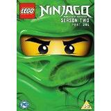 Ninjago dvd Filmer LEGO Ninjago - Masters Of Spinjitzu: Season 2 - Part 1 [DVD]