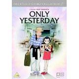 Yesterday Filmer Only yesterday (Studio Ghibli)
