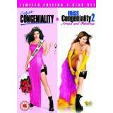 Miss Secret Agent Filmer Miss Congeniality 1 And 2 [DVD] [2005]