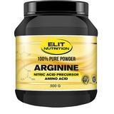 Aminosyror Elit Nutrition ELIT 100% Pure Powder L-arginine 500g