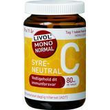 Behovsanpassade tillskott Livol Mono Normal C Vitamin 250 st