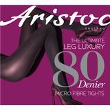 Aristoc Microfibre Opaque Tights 80 Denier - Red