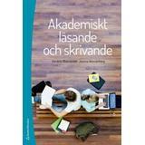 Böcker Akademiskt läsande och skrivande (Häftad, 2015)