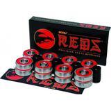Skateboard Bones Reds 627 7mm 16-pack