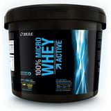 Protein Self Omninutrition Micro Whey Active Natural 4kg