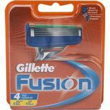 Rakblad & Rakbladskassetter Gillette Fusion 4-pack