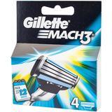 Rakningstillbehör Gillette Mach3 4-pack