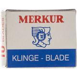 Rakblad & Rakbladskassetter Merkur Klinge Blade 10-pack