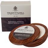 Raktvålar Truefitt & Hill Sandalwood Luxury Shaving Soap Wooden Bowl 9g