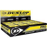 Squashbollar Dunlop Pro 12-pack