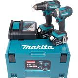 Set Makita DLX2127MJ (2x4.0Ah)