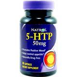 Aminosyror Natrol 5-HTP 50mg 60 st