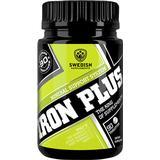 Vitaminer & Mineraler Swedish Supplements Iron Plus 90 st