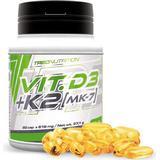 Kosttillskott Trec Nutrition Vit D3+K2 MK7 60 st
