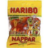 Vingummi Haribo Nappar Fruit