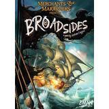 Sällskapsspel Z-Man Games Merchants & Marauders: Broadsides