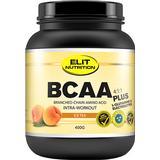 Aminosyror Elit Nutrition ELIT BCAA 4:1:1 L-glutamine Ice tea 400g
