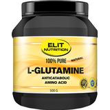 Aminosyror Elit Nutrition ELIT 100% Pure L-Glutamine Natural 500g