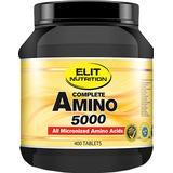 Aminosyror Elit Nutrition Complete Amino 5000 400 st