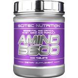 Kosttillskott Scitec Nutrition Amino 5600 500 st