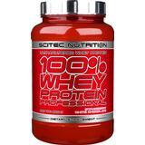 Kosttillskott Scitec Nutrition 100% Whey Protein Professional Strawberry White Chocolate 920g