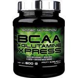 Scitec Nutrition BCAA + Glutamine Xpress Fruity Bubblegum 600g