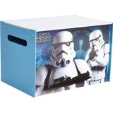 Barnrum Worlds Apart Star Wars Tidy Up Time Toy Box
