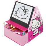 Förvaringslådor Barnrum Worlds Apart Hello Kitty Store 'n' Draw