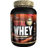 Protein Goldnutrition Total Whey Chocolate 1kg