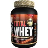 Protein Goldnutrition Total Whey Strawberry 1kg
