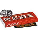 Skateboard Bones Super Reds Abec 7 8-pack