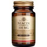 Vitaminer & Mineraler Solgar Niacin Vitamin B3 100mg 100 st