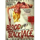 Lace dvd Filmer Blood and black lace (2-disc)