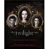 Twilight saga Böcker The Twilight Saga: The Complete Film Archive (Inbunden, 2012)