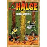 Hälge Böcker Hälge: kamou-varning! (Häftad, 2014)