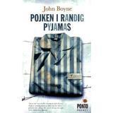 Pojken i randig pyjamas böcker Pojken i randig pyjamas: en sorts saga (Pocket, 2011)