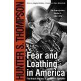 Fear and loathing Böcker Fear and Loathing in America (Pocket, 2001)